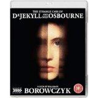 The Strange Case of Dr Jekyll and Miss Osbourne [Dual Format Blu-ray + DVD]
